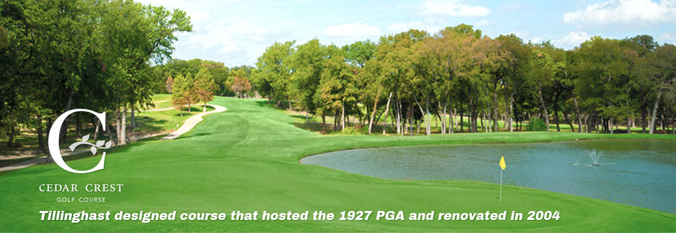 Map / Directions | Dallas Golf, TX - Official Website Dallas Golf Courses Map on